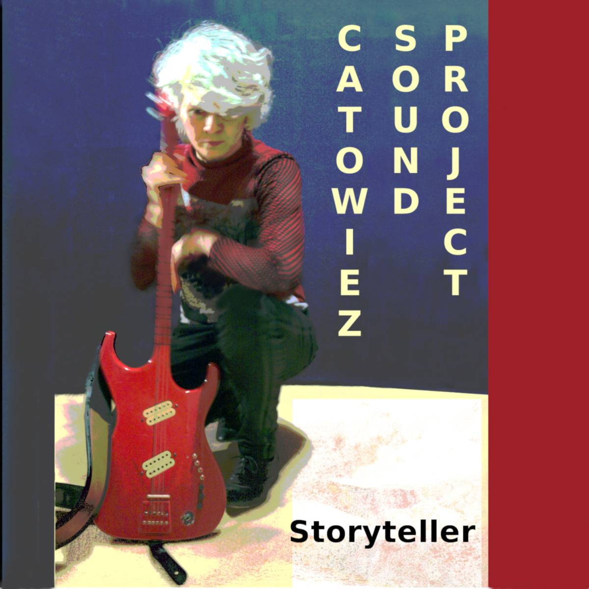 Catowiez Sound Project - Storyteller